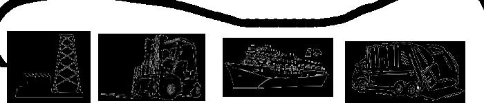 industrie-chariot-naval-déchets